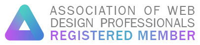 OpenGlobal Association of Web Design Professionals Resgistered Member Certificate