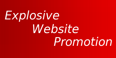 Explosive Website Promotion